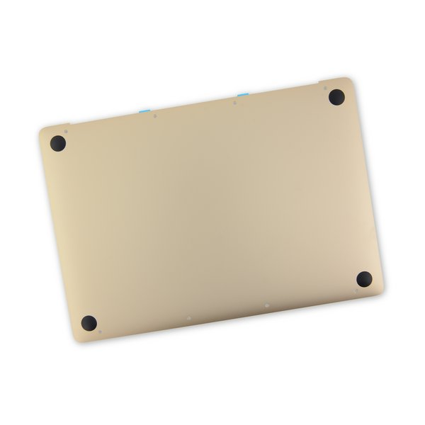 """MacBook 12"""" Retina (Early 2015) Lower Case / New / Gold"""