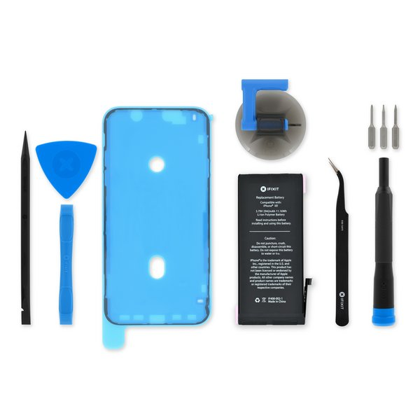 iPhone XR Battery / Fix Kit