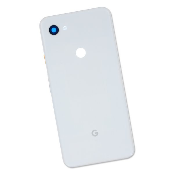 Google Pixel 3a XL Rear Case / White