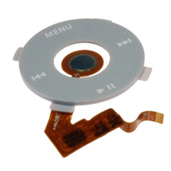 iPod nano (1st Gen) Click Wheel (White)