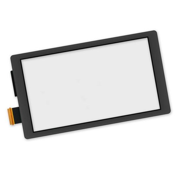 Nintendo Switch Lite Touch Screen Digitizer / New / Dark Gray