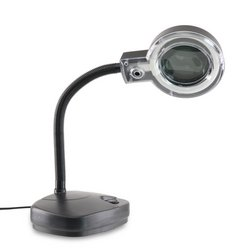 Illuminated Magnifier Table Lamp