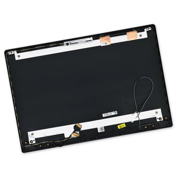 Lenovo IdeaPad S145 and ThinkPad S145 LCD Back Cover / New / Black