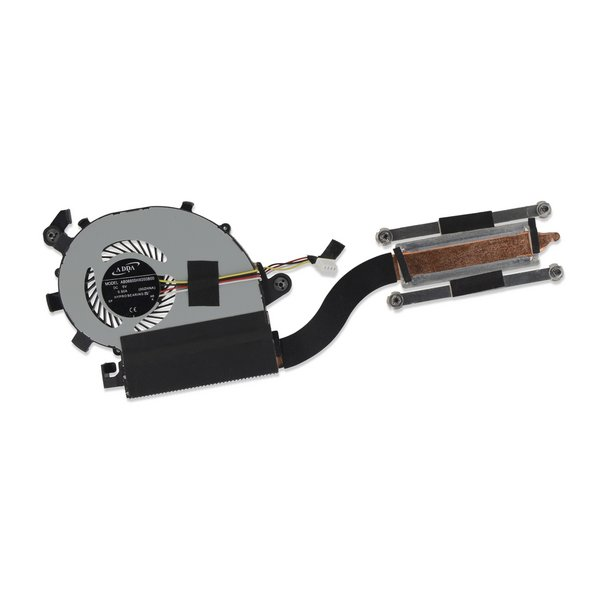 Acer Chromebook C720/C720P Heat Sink and Cooling Fan