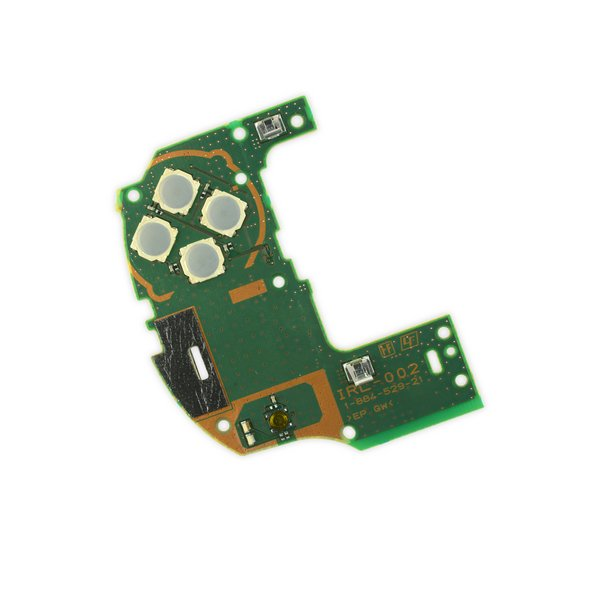 PlayStation Vita (3G) Left Button Control Board