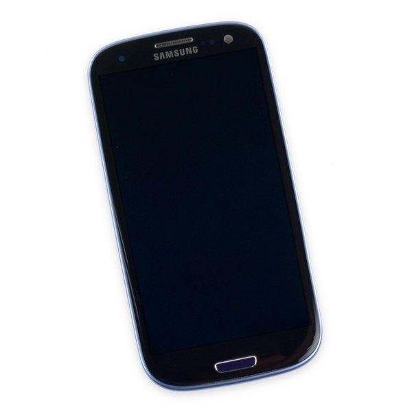 Galaxy S III (Verizon) Screen / Blue / A-Stock
