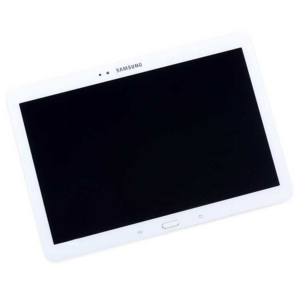 Galaxy Note 10.1 (2014) Screen / White / A-Stock