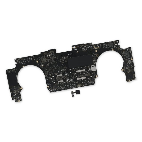 "MacBook Pro 15"" Retina (Mid 2018) 2.6 GHz Logic Board, Radeon Pro 560X, with Paired Touch ID Sensor / 16 GB / 512 GB SSD"