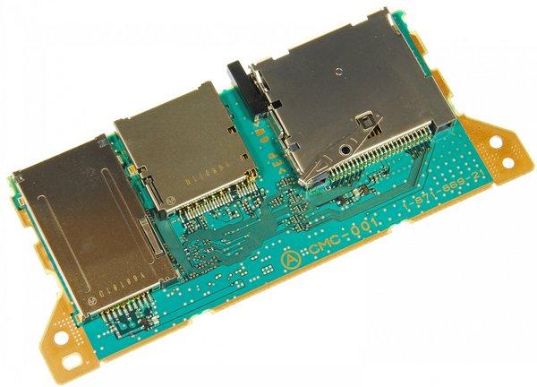 Sony PlayStation 3 Models A, C, & E Memory Board