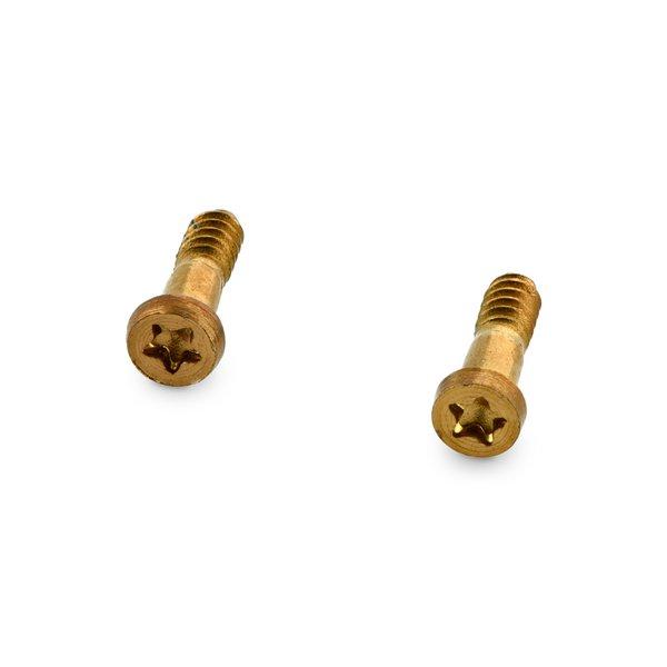 iPhone 6s/6s Plus/7/7 Plus Bottom Screws / Pentalobe / Gold