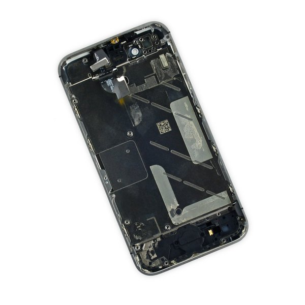 iPhone 4S Screen Assembly / White / A-Stock