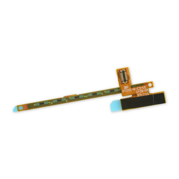 Google Pixel 3 Left Edge Pressure Sensor