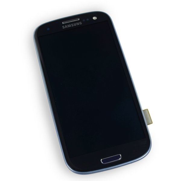 Galaxy S III (Sprint) Screen / Blue / New