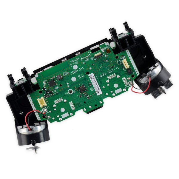 DualShock 4 Controller Motherboard and Midframe Assembly (JDM-011)