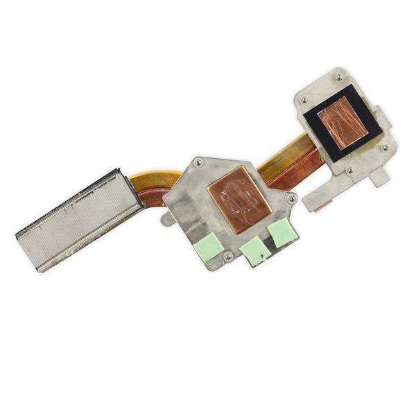 Alienware M14x-R2 (P18G) CPU Heat Sink