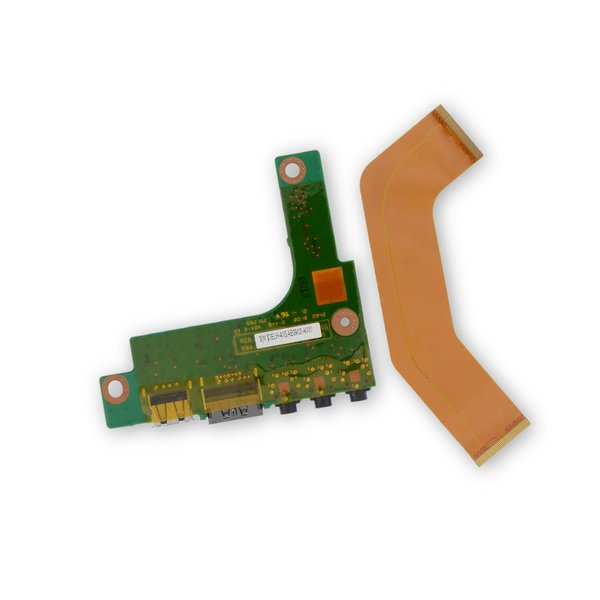 Alienware M15x (P08G) I/O Board and Cable
