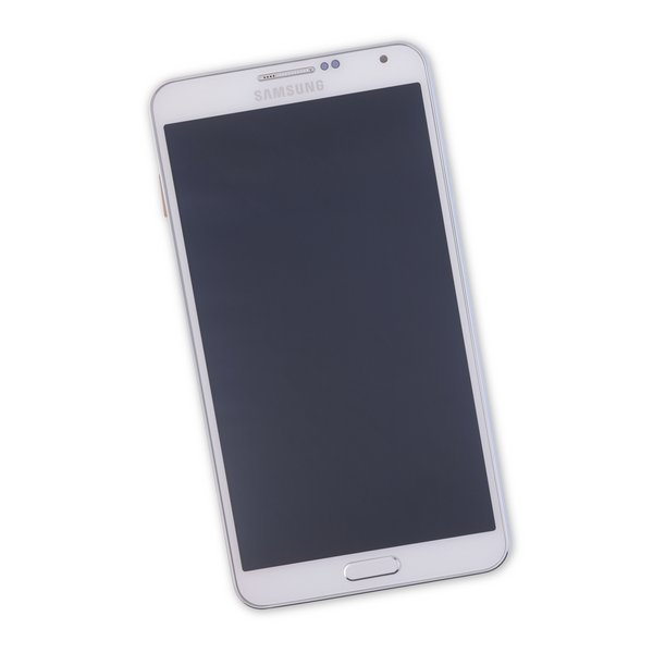 Galaxy Note 3 (T-Mobile/AT&T) Screen / New / White