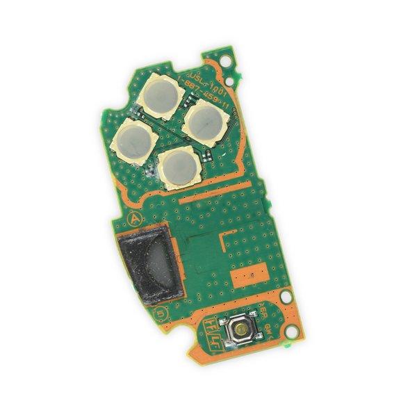 PlayStation Vita Slim D-Pad Buttons Board