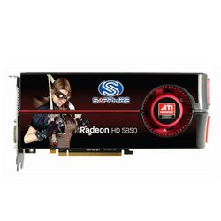 ATI Radeon HD 5850 Graphics Card