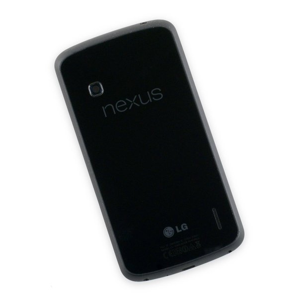 Nexus 4 (GSM) Rear Panel