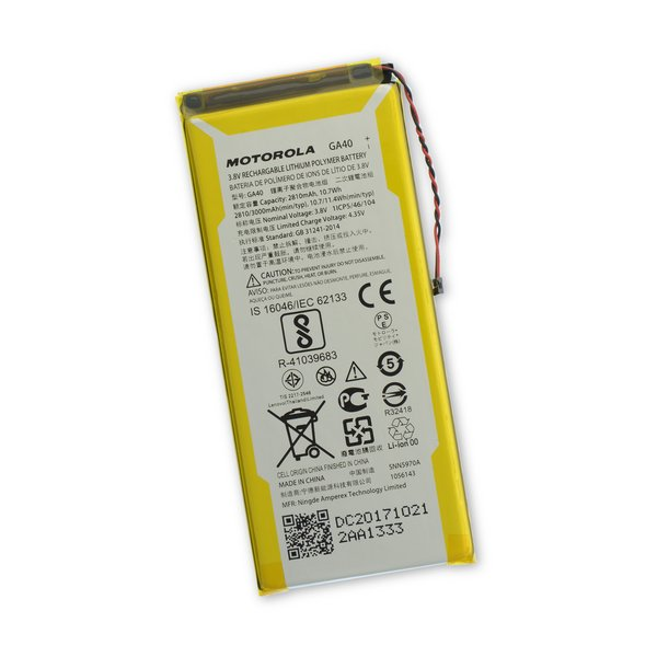 Moto G4/G4 Plus Battery / Part Only