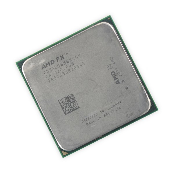AMD FX-8120 Black Edition Desktop CPU