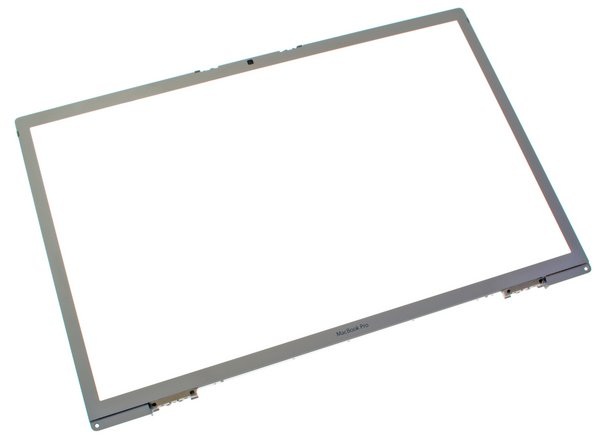"""MacBook Pro 15"""" (Models A1226/A1260) Front Display Bezel"""