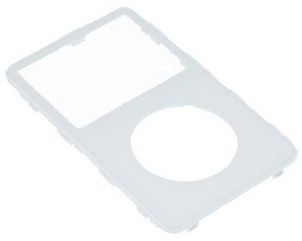 iPod Video Front Panel (White)
