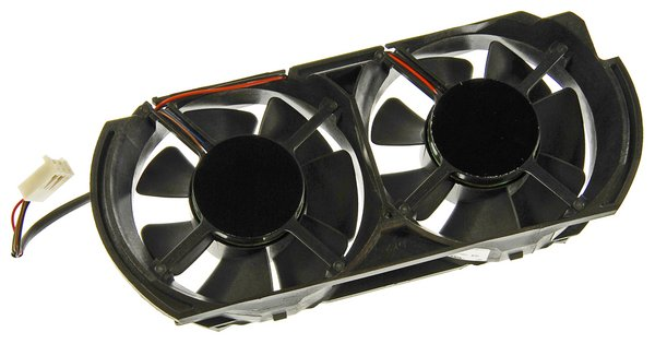 Xbox 360 Dual Fans (Early Model)