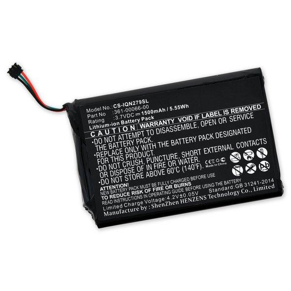 Garmin Nuvi 2757/2797 and Dezl 760 Battery
