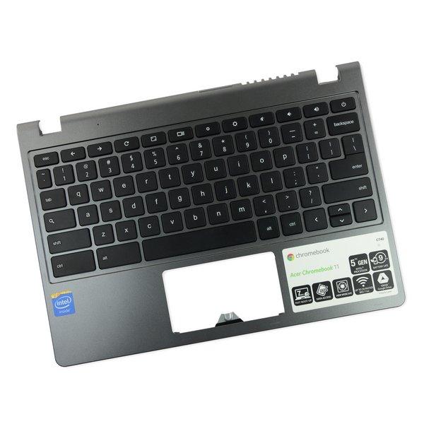 Acer Chromebook C740 Palmrest Keyboard Assembly
