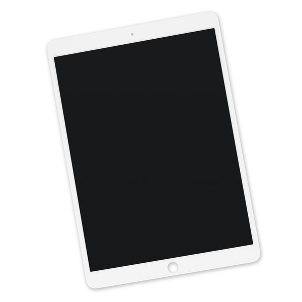 iPad Air 3 Screen / New / White / With Adhesive