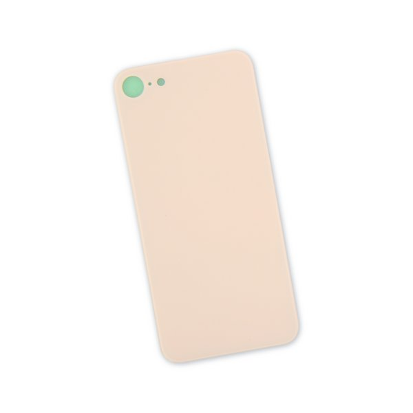 iPhone 8 Aftermarket Blank Rear Glass Panel / Gold