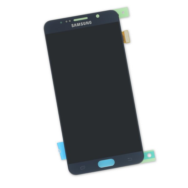 Galaxy Note5 Screen / Black / Part Only