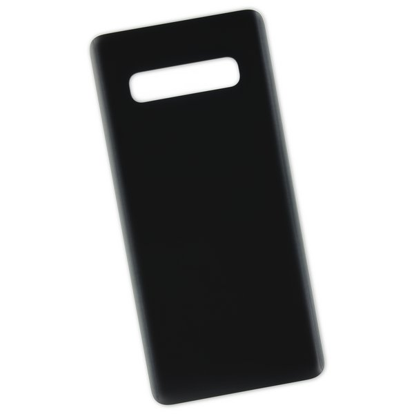 Galaxy S10+ Rear Glass Panel/Cover / Black