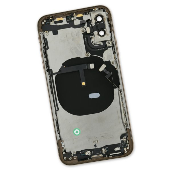 iPhone XS OEM Rear Case / A-Stock / Gold