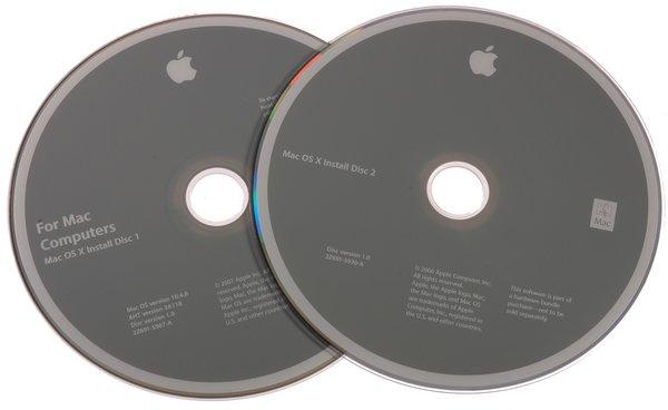 "MacBook Pro 15"" (Model A1211) Restore DVDs"