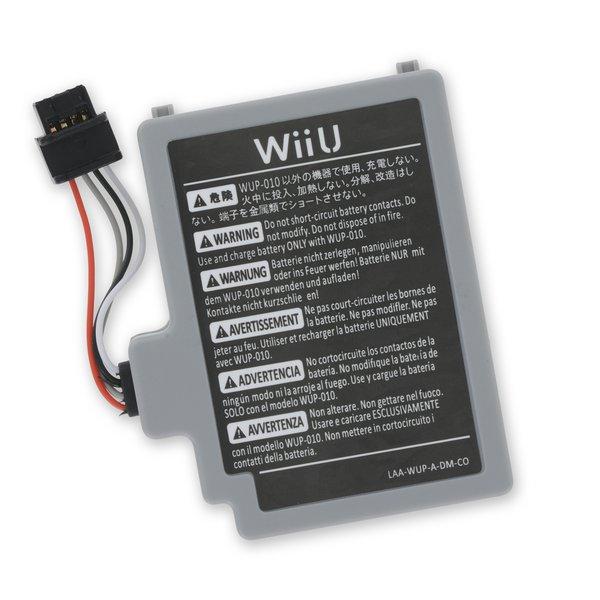 Nintendo Wii U GamePad Battery / New / 1500 mAh