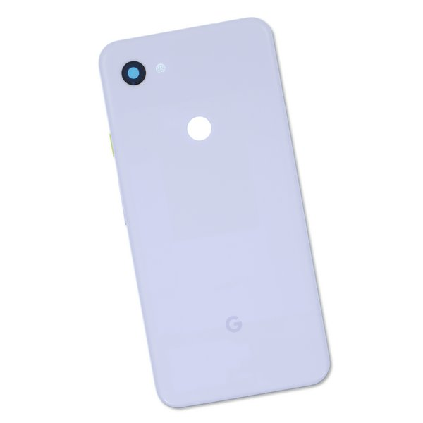 Google Pixel 3a XL Rear Case / Purple