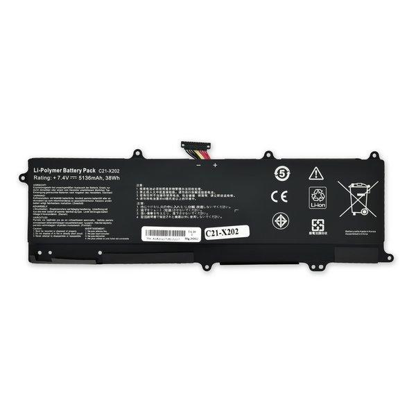 Asus VivoBook F201E, Q200E, S200E, X201E, X202E Battery / Part Only