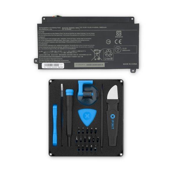 Toshiba PA5208U-1BRS Laptop Battery / Fix Kit