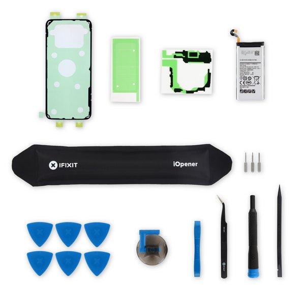Galaxy S8 Battery / New / Fix Kit v3 / driver + SIM Tool