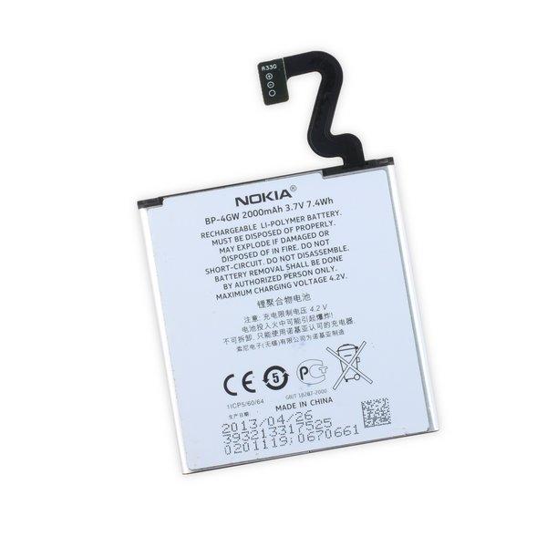 Nokia Lumia 920 Battery