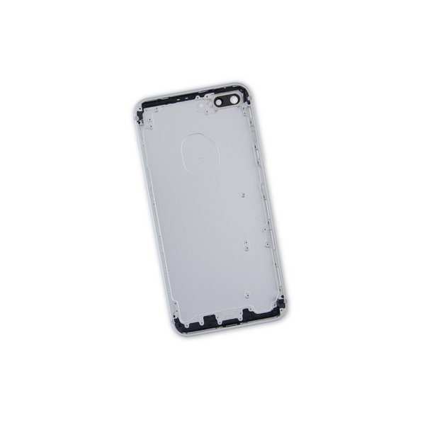 iPhone 7 Plus Blank Rear Case / Silver