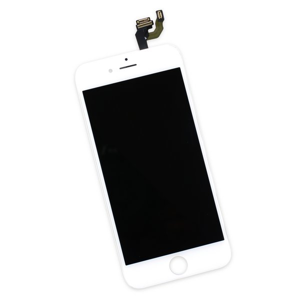 iPhone 6 Used Screen / White / A-Stock