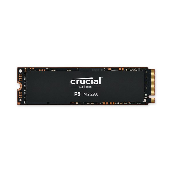 Crucial P5 3D NAND PCle M.2 SSD
