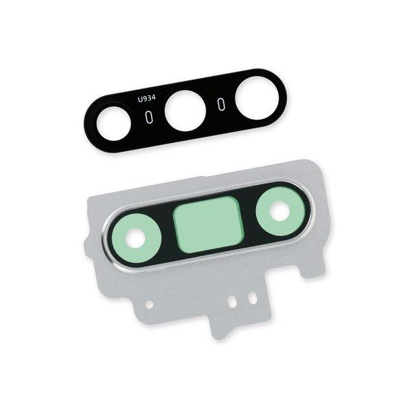 Galaxy Note10 Rear Camera Bezel & Lens Cover / White