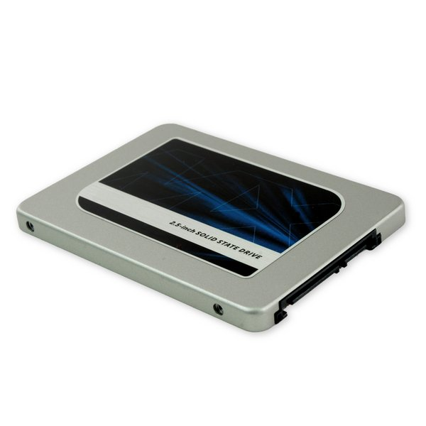 500 GB SSD / Crucial / Part Only