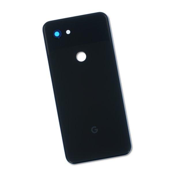 Google Pixel 3a Rear Case / Black