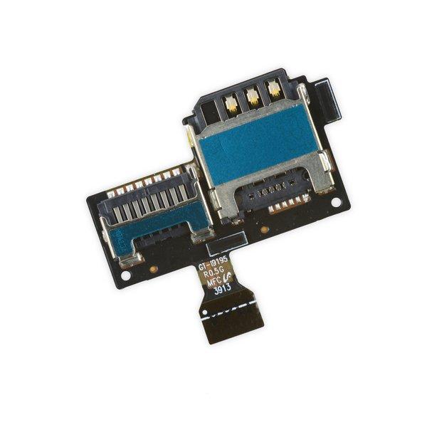 Galaxy S4 Mini SIM Card Bay (Sprint)